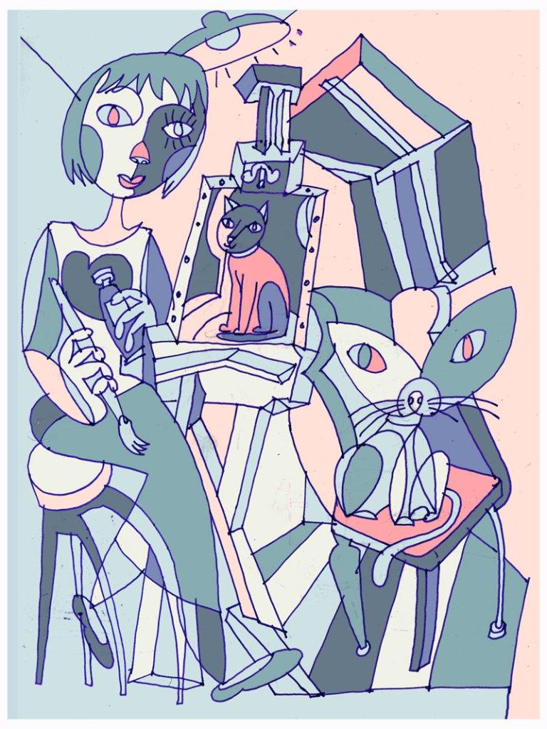 cubist-kitty-B